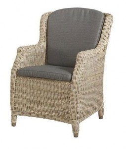 4 Seasons Outdoor brighton dining chair pure