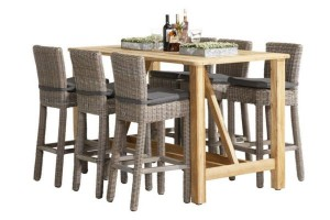 4 Seasons outdoor Wales barchair pure