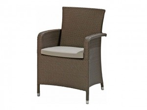 4 Seasons Outdoor Eton dining chair gold
