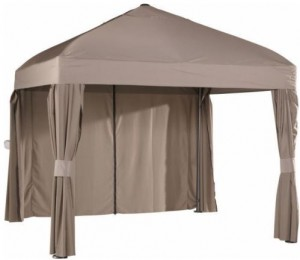4 Seasons outdoor Samode pavilion taupe