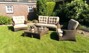 4 Seasons outdoor Valentine living set leaf