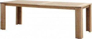 4 Seasons Outdoor Samode teak tafel