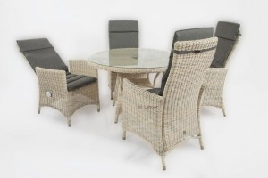 4 Seasons Outdoor taste Bolzano dining set elzas 1
