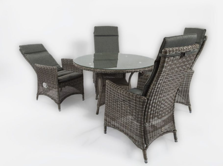 4 seasons outdoor taste bolzano dining grey sale latour. Black Bedroom Furniture Sets. Home Design Ideas