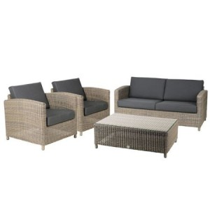 4 Seasons Outdoor Lodge loungeset pure