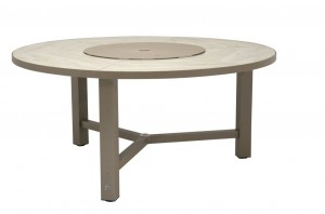 4 Seasons Outdoor Diva eettafel rond