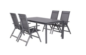 4 Seasons Outdoor Rox dining set