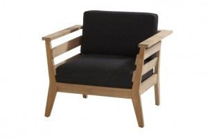 4 Seasons Outdoor Polo teak living chair