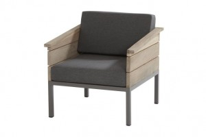 4 Seasons Outdoor Cava teak living chair