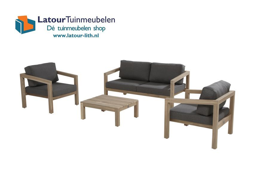 4 seasons outdoor evora loungeset