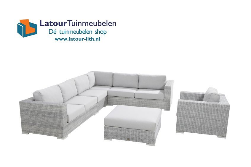 4 seasons outdoor lucca met stoel