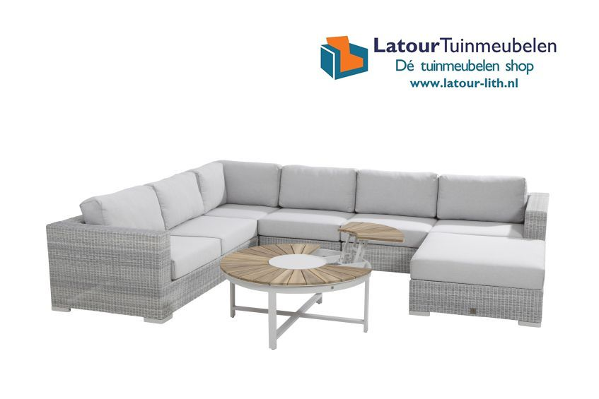 4 seasons outdoor lucca met ronde tafel
