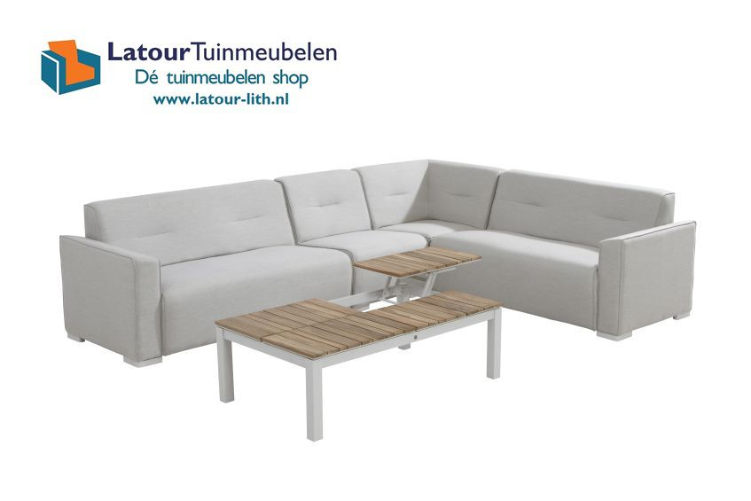4 Seasons outdoor tavira met tafel