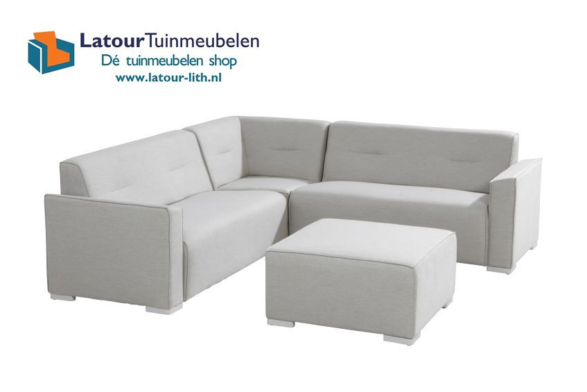 4 Seasons outdoor tavira met footstool