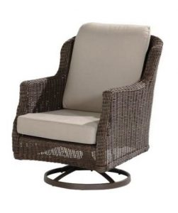 4 Seasons Outdoor swivel rocker leaf
