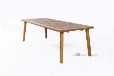 4 Seasons Outdoor Venice teak tafel