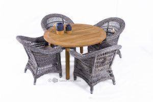 4 Seasons Outdoor Ashfield dining set