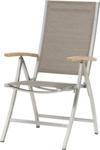 4 Seasons outdoor Nexxt adjustable chair mocca
