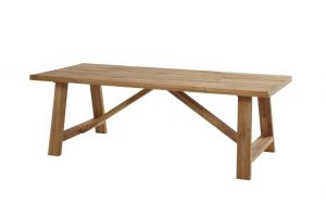4 Seasons Outdoor Icon teak tafel