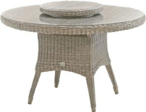 4 Seasons Outdoor Victoria tafel 130 lazy susan