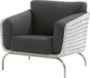 Luton living chair pearl