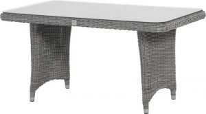 4 Seaspns Outdoor Indigo eettafel