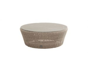 Valentine coffee table round pure