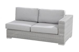 4 Seasons outdoor Lucca 2 seater left arm