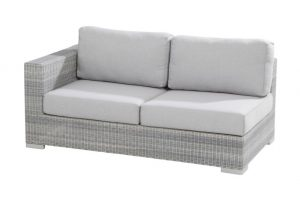 4 Seasons Outdoor Lucca 2 seater right arm