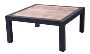 4 Seasons Outdoor Dias coffee table teak top