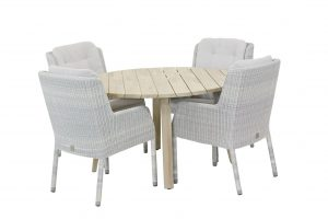4 Seasons Outdoor derby tafel