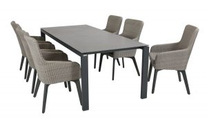 4 Seasons Outdoor luxor eettafel