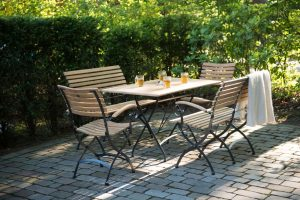 4 Seasons Outdoor Bellini stoel met Lindau tafel