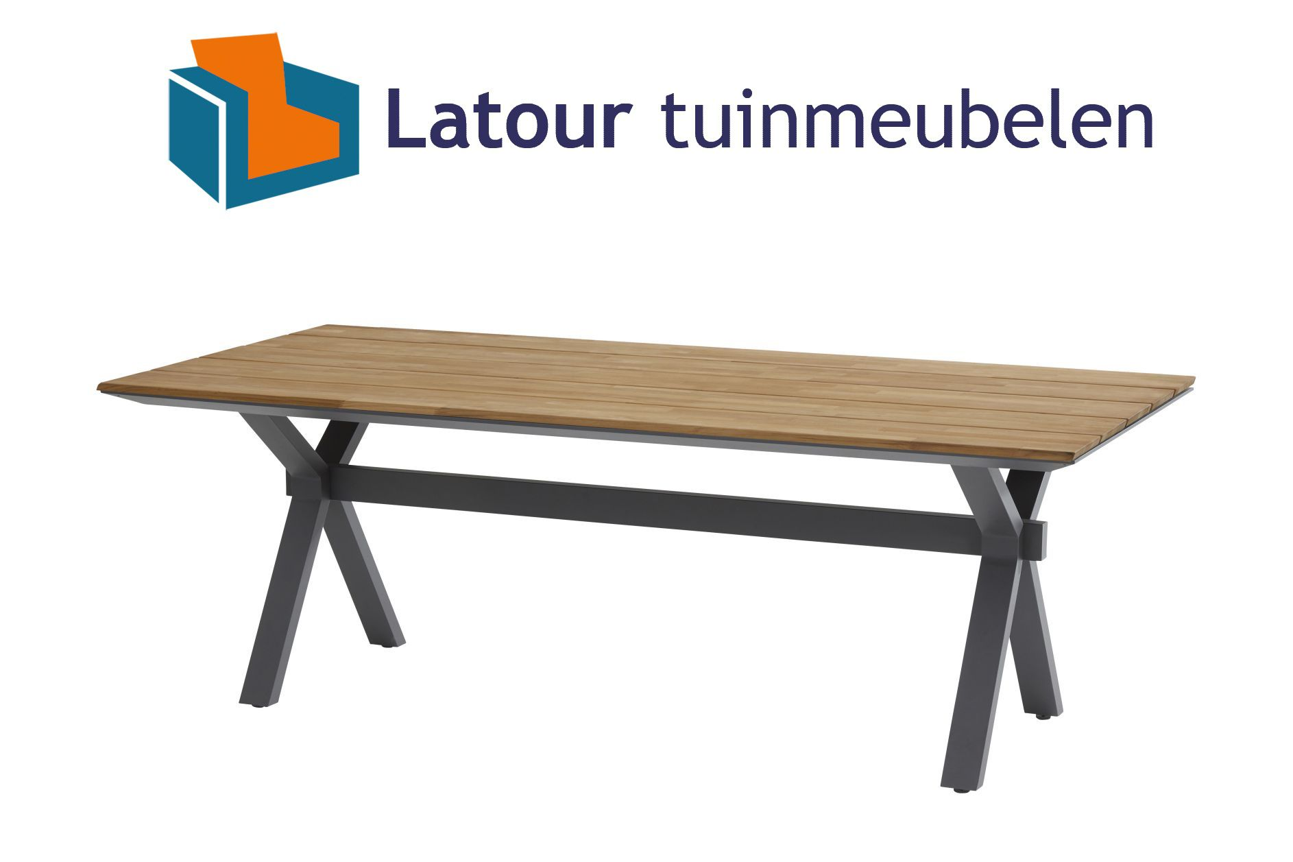 4 Seasons Outdoor conrad tafel teak