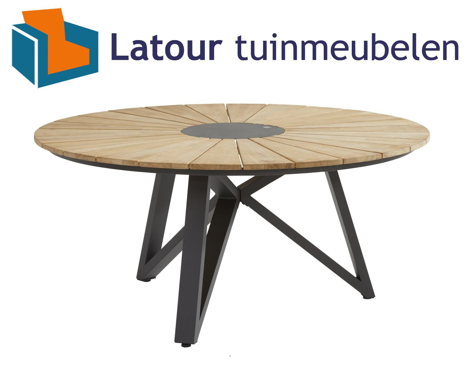 4 Seasons Outdoor global tafel teak