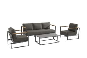 taste by 4 seasons Montigo loungeset living set met montigo loungestoelen