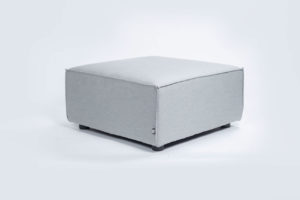 Flow cubes footstool