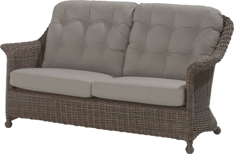 Madoera 2,5 seater bench colonial