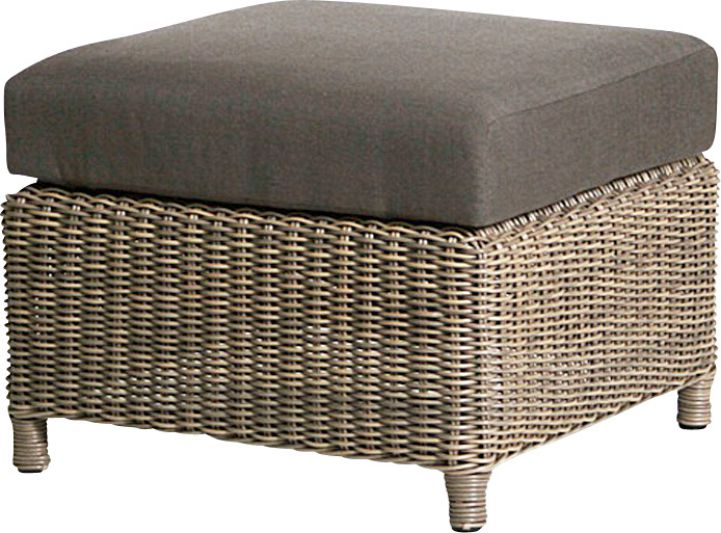 Lodge footstool pure