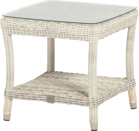 4 Seasons Outdoor Buckingham side table provance
