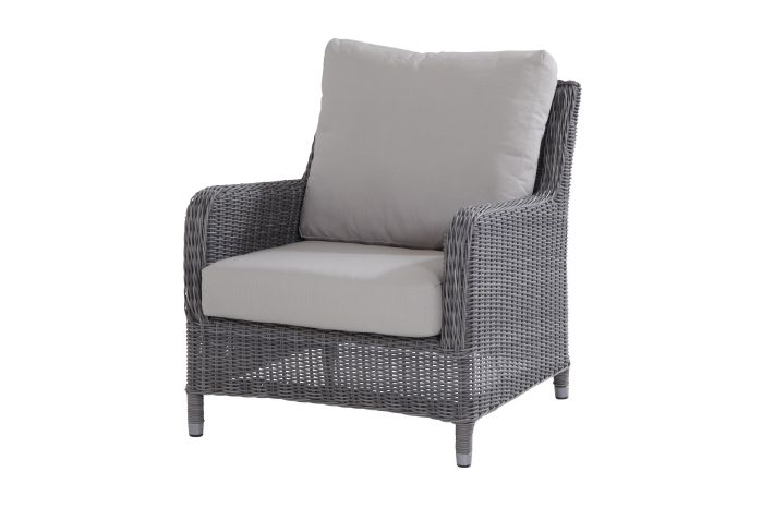 4 Seasons Outdoor indigo living chair