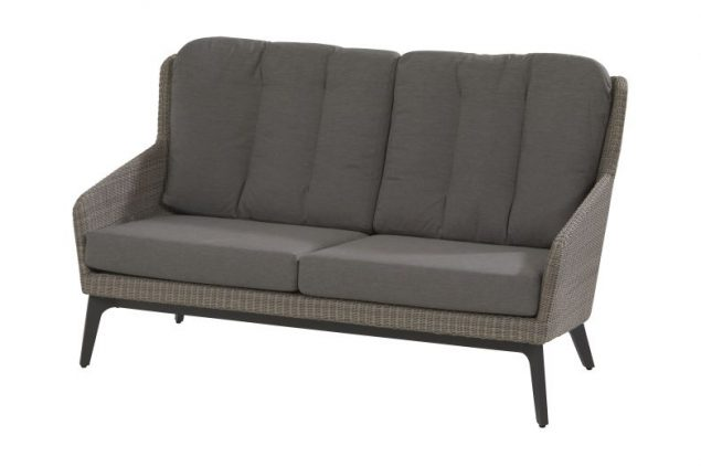 4 Seasons Outdoor Luxor living bench 2.5 seaters