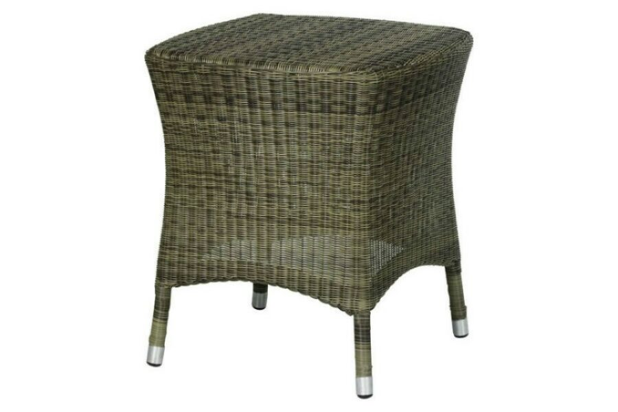 Sussex end table polyloom taupe