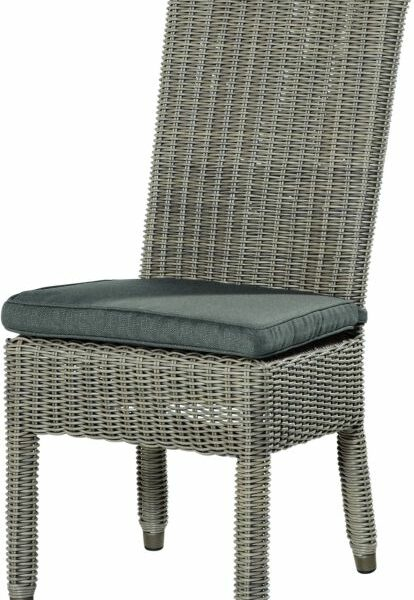 4 Seasons Outdoor Wales dining side chair