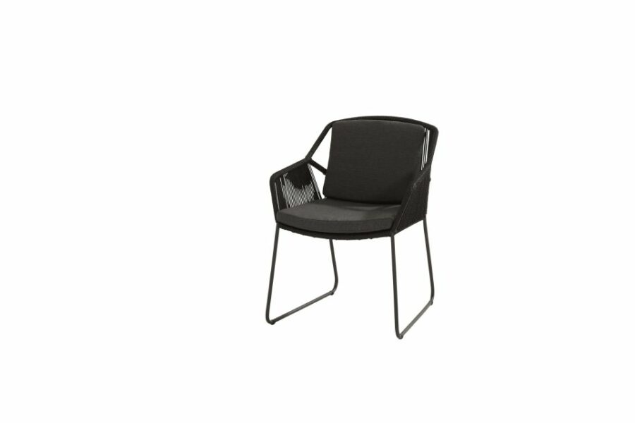 4 Seasons Outdoor Accor dining chair antraciet
