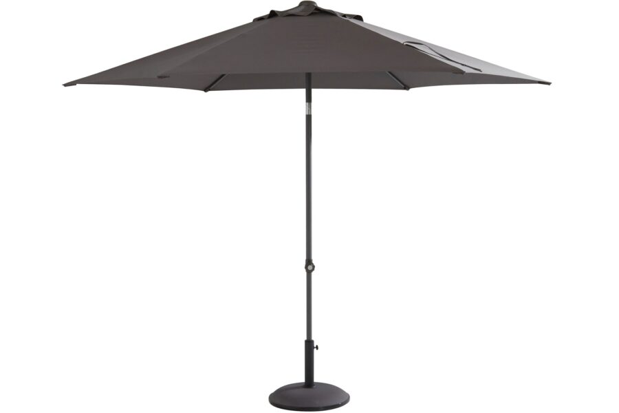4 Seasons Outdoor Oasis parasol antraciet 250 cm