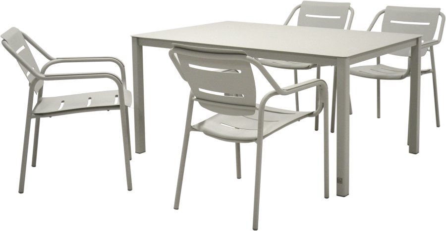 4 Seasons Outdoor Eco dining table,