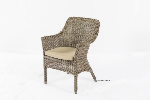 4 Seasons outdoor galleria dining chair