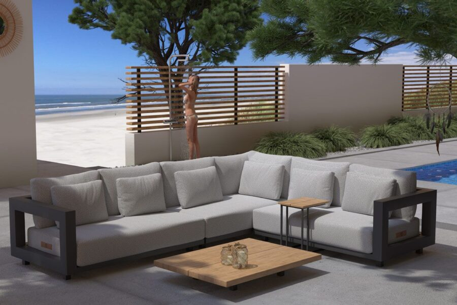 4 Seasons Outdoor Metropolitan loungeset sfeer