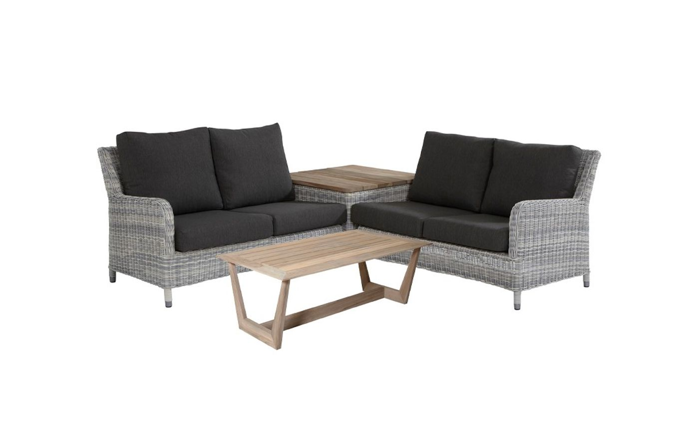 Outlet 4 Seasons outdoor lounge